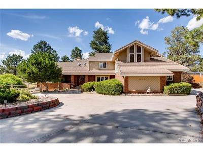 Parker Single Family Home Active: 10187 Meadow Run