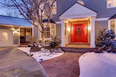 Centennial Single Family Home Under Contract: 7148 South Niagara Court