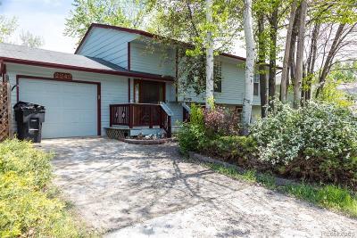 Longmont CO Single Family Home Active: $340,000