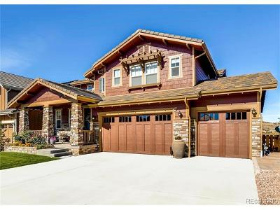 Morrison Single Family Home Active: 15783 Burrowing Owl Court