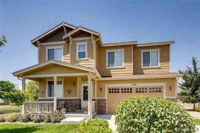Longmont Single Family Home Active: 1512 Lasalle Way