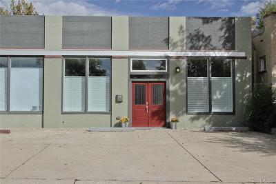 Denver Condo/Townhouse Active: 3263 West 29th Avenue