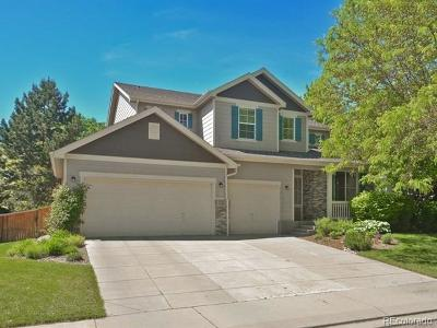 Longmont Single Family Home Under Contract: 535 Folklore Avenue