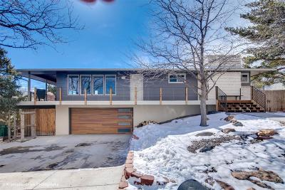 Lakewood Single Family Home Under Contract: 13450 West Ohio Avenue