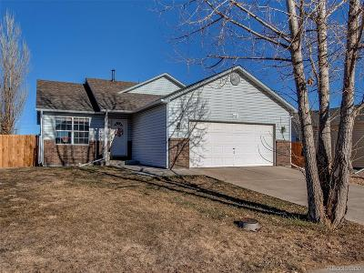 Weld County Single Family Home Active: 4027 West 28th Street Road