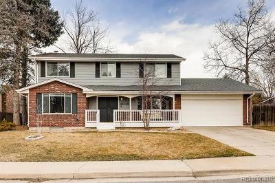 Boulder Single Family Home Active: 4938 Cornwall Drive
