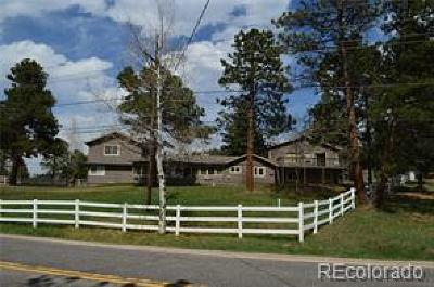Evergreen Single Family Home Under Contract: 6450 Highway 73