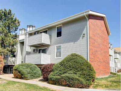 Denver Condo/Townhouse Active: 10150 East Virginia Avenue #7-303