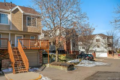 Aurora Condo/Townhouse Under Contract: 2275 South Pitkin Way #A
