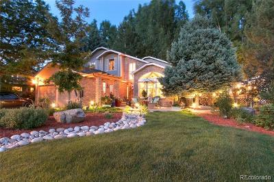 Fort Collins Single Family Home Active: 5800 Southridge Greens Boulevard