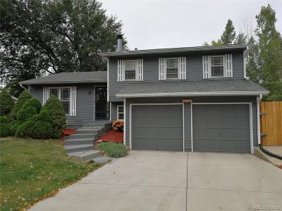 Longmont Single Family Home Under Contract: 2125 Grant Street