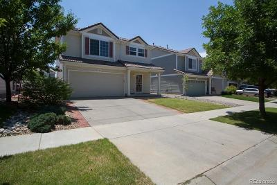 Denver Single Family Home Active: 21456 East 55th Place