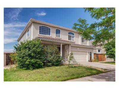 Denver Single Family Home Under Contract: 20431 East 48th Place