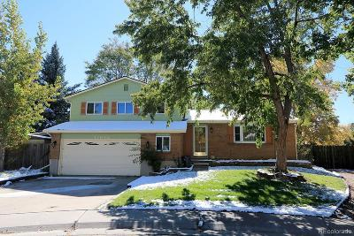 Arvada Single Family Home Active: 13942 West 74th Way