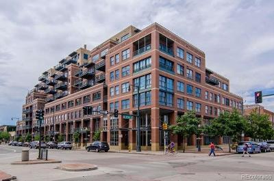 Condo/Townhouse Active: 1499 Blake Street #3K