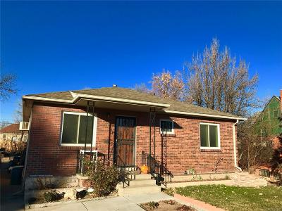 Wheat Ridge Single Family Home Under Contract: 3699 Sheridan Boulevard