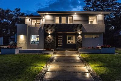 East Colfax, Montclair Single Family Home Active: 625 Pontiac Street