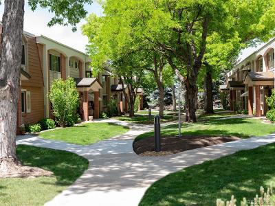 Denver CO Condo/Townhouse Active: $325,000