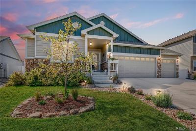 Windsor Single Family Home Active: 681 Shoshone Court