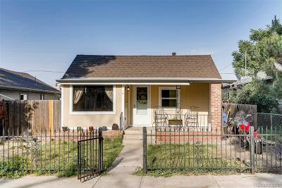 Lakewood Single Family Home Active: 1466 Ames Street
