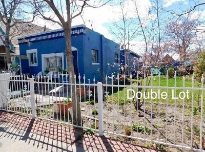Baker, Baker/Santa Fe, Broadway Terrace, Byers, Santa Fe Arts District Single Family Home Active: 241 Galapago Street
