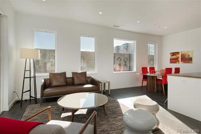 Cap Hill/Uptown, Capital Hill, Capitol Hill Condo/Townhouse Active: 1300 North Ogden Street #202