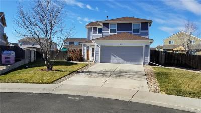 Weld County Single Family Home Active: 231 Silver Spur Court