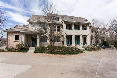 Littleton Condo/Townhouse Under Contract: 1643 West Canal Court