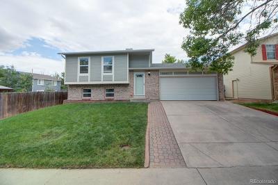 Aurora CO Single Family Home Active: $320,000