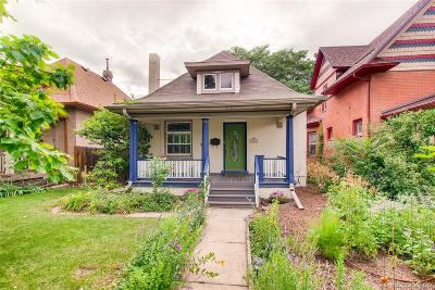 Single Family Home Under Contract: 985 South Pennsylvania Street