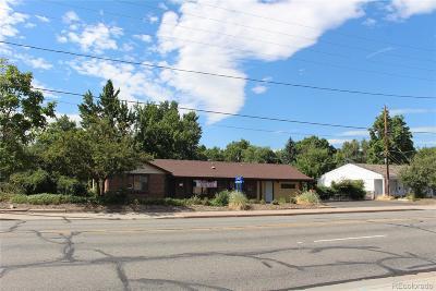 Wheat Ridge CO Multi Family Home Active: $350,000