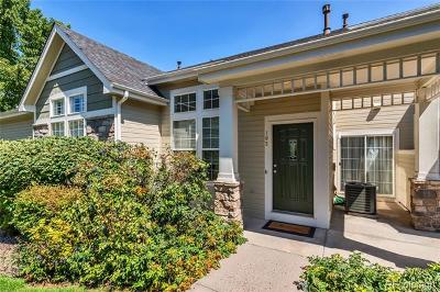 Denver Single Family Home Active: 5155 West Quincy Avenue