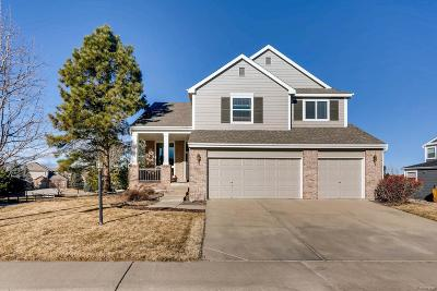 Castle Pines Single Family Home Active: 8703 Fawnwood Drive