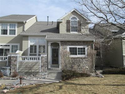 Highlands Ranch Condo/Townhouse Under Contract: 6227 Trailhead Road