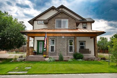Salida Single Family Home Under Contract: 108 River West Drive
