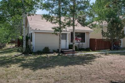 Woodland Park Single Family Home Active: 800 Columbine Village Drive #A