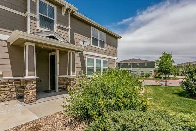 Parker CO Condo/Townhouse Active: $330,000