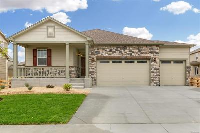 Thornton Single Family Home Active: 15522 Quince Circle