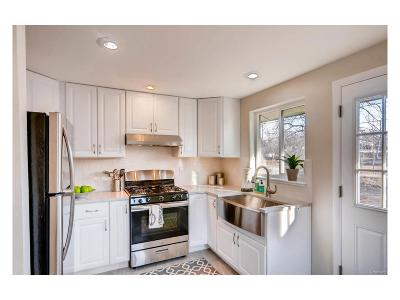 Wheat Ridge Condo/Townhouse Active: 8752 West 46th Avenue