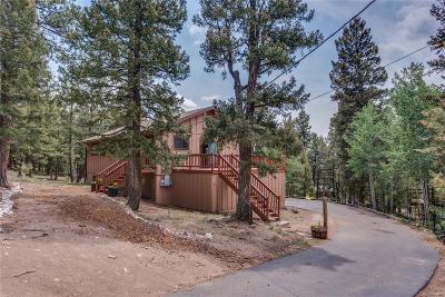 Conifer, Evergreen Single Family Home Under Contract: 30652 Kings Valley