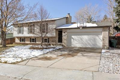 Thornton Single Family Home Active: 11111 Hudson Place
