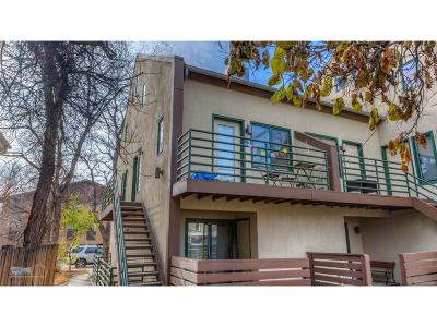 Boulder CO Condo/Townhouse Active: $295,000