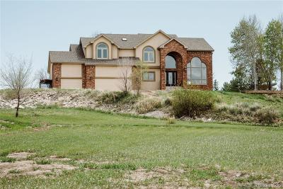 Loveland Single Family Home Active: 1738 Scenic Valley Drive