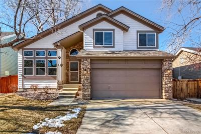 Highlands Ranch Single Family Home Under Contract: 9229 Buttonhill Court