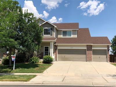 Parker Single Family Home Active: 16767 East Prairie Wind Avenue