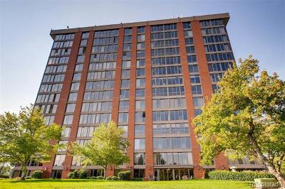 Englewood Condo/Townhouse Active: 1900 East Girard Place #103