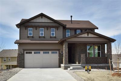 Aurora Single Family Home Active: 7725 South Eaton Park Court