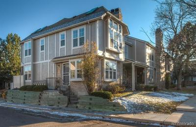 Littleton Condo/Townhouse Active: 9641 West Chatfield Avenue #A