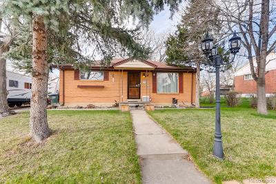 Northglenn Single Family Home Under Contract: 326 East 109th Ave.