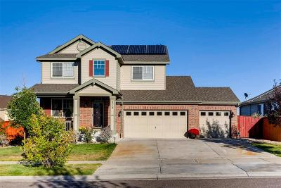 Aurora Single Family Home Active: 5114 South Flatrock Street